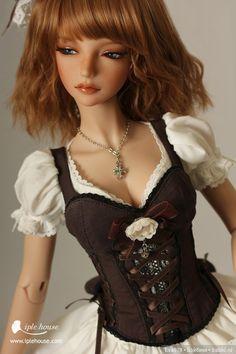 Аутфит от Iplehouse / Все для БЖД / Шопик. Продать купить куклу / Бэйбики. Куклы фото. Одежда для кукол Anime Dolls, Bjd Dolls, Barbie Dolls, Pretty Dolls, Cute Dolls, Beautiful Dolls, Steampunk Dolls, Gothic Dolls, Dolly Fashion
