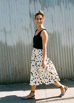 bedcc094 124 Best Jcrew - Skirts images | J crew skirt, Jean skirt, Wool skirts