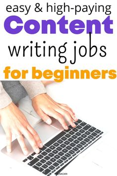 Looking for a way to stay home without doing a remote job? Well here are work from home jobs as a content writing jobs for you! Online Writing Jobs, Freelance Writing Jobs, Make Money Writing, Work From Home Jobs, Content, Easy, Remote, Pilot