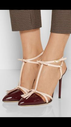 Loving these, with a no can do heel.