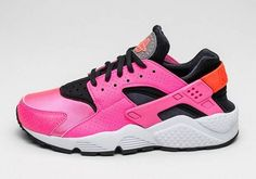 The Women's Nike Air Huarache Run Pink Blast Is Up Next
