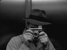 "darkmindbrightfuture: ""Alphaville, une étrange aventure de Lemmy Caution (1965) """