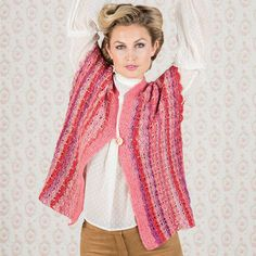 Check out Scheepjes Coral Dreams Cardigan Kit at WEBS | Yarn.com.