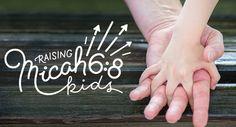 Raising kind kids. From What's In The Bible with Buck Denver/Phil Vischor-Veggietales