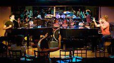 Dueling Pianos at the Big Bang Bar, Nashville by jettloe on flickr.com