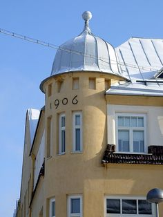 Helsinki, Mansions, House Styles, Places, Buildings, Decor, Finland, History, Mansion Houses