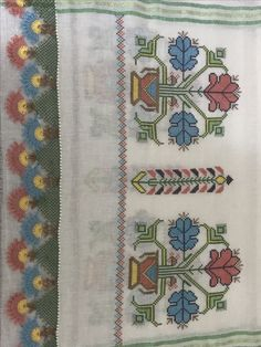 Cross Stitch Borders, Linen Napkins, Wood Carving, Quilt Blocks, Projects To Try, Quilts, Embroidery, Blanket, Sewing