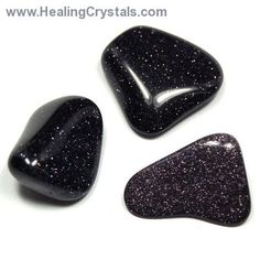 The sparkles of Blue Goldstone are symbolic of the light that can always be found in the darkness, and its resemblance to the night sky will remind you to reach for the stars. Midnight Blue Goldstone protects the psychic and empathic sensitivities. Is also effective in the transmission of healing energies from the Heart, Throat and Third Eye Chakras.