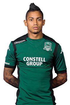 Рикардо Лаборде № 21  Position: midfielder Age: 26 years Birthday: 16.02.1988 Height: 174 cm Weight: 65 kg