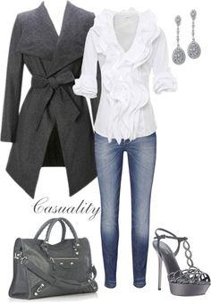 """""""Untitled #54"""" by casuality ❤ liked on Polyvore (Everything perfect... EXCEPT the jeans...)"""