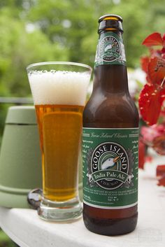Goose Island India Pale Ale (Goose Island Beer Co.) - another favorite