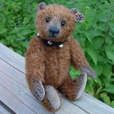 Issac by Bears Collector