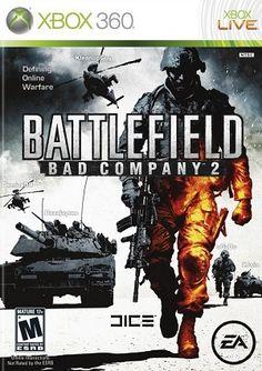 Battlefield Bad Company 2 Xbox 360 Game Battlefield Bad Company