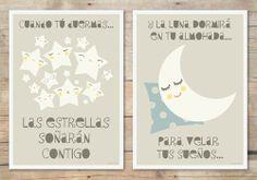 Sarai Llamas Shop, láminas para bebés