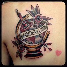 TATUAJES OLD SCHOOL PARA MUJERES | Belagoria | la web de los tatuajes
