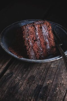 Brooklyn Blackout Cake (recipe)