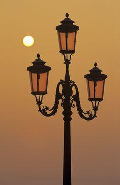 St Marks Square, Venice, Italy, by Ian Cameron