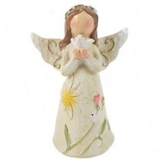 Buy Small Resin Angel Ornament at competitive prices at Something Different Wholesale. Angel Ornaments, Christmas Ornaments, Resin, Fairy, Cherubs, Holiday Decor, Angels, Gifts, Products