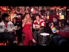 Mariah carey amp jimmy fallon all i want for christmas is you full