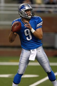 Matthew Stafford King Of The Jungle.....For A Day