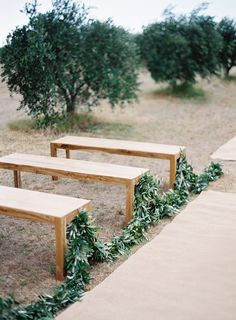 Photography: Jose Villa Photography - josevillaphoto.com Ceremony Venue: Private Olive Grove - n/a Read More on SMP: http://www.stylemepretty.com/2015/09/10/outdoor-western-australia-summer-wedding/