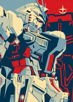 Nu Gundam Pop art detailed, premium quality, magnet mounted prints on metal designed by talented artists. Our posters will make your wall come to life. Arte Gundam, Gundam Wing, Gundam Art, Robot Concept Art, Robot Art, Corpse Party, Gundam Wallpapers, Animes Wallpapers, Pop Art Posters