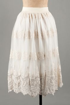 Fairy Lace Maxi Skirt