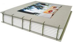 custom photo guestbook 8x10 by grimm on Etsy, $97.00