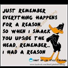 65 Best daffy duck quotes images in 2019 | Daffy duck, Daffy ...