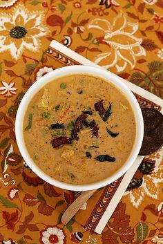 Goan Vegetable Curry by Anushruti RK, via Flickr