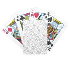 Boston Terriers Everywhere Bicycle Playing Cards