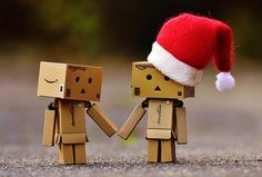 Vamos fazer os velhinhos felizes neste Natal