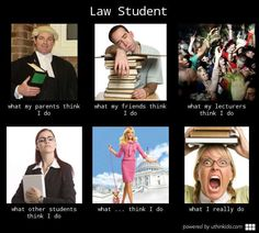 """""""Law Student"""" -> I actually cannot wait for this :)"""
