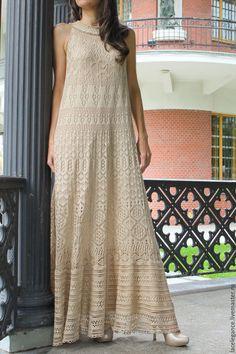 Купить A-dress инструкция (мастер-класс по вязанию) - описание вязания, вязание