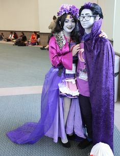 Homestuck cosplay| 25 Couples Who Totally Dominated Cosplay At Anime Expo