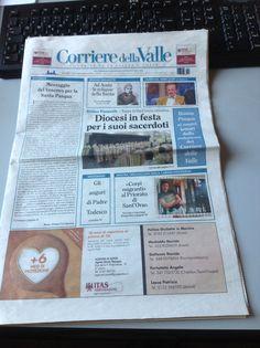 Il nuovo numero del Corriere della Valle d'Aosta