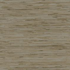 """York Wallcoverings Dazzling Dimensions Lustrous Grasscloth 33' x 21"""" Wallpaper Roll Color: Silver / Taupe"""