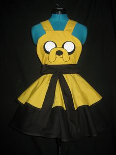 Jake the Dog inspired cosplay by darlingarmy