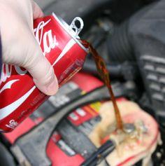 15 astuces géniales à réaliser avec du Coca-Cola noté 3.58 - 12 votes Nous sentons déjà arriver les levées de boucliers concernant le Coca-Cola et notamment ses effets néfastes sur la santé. Simplement, il ne s'agit pas ici de le boire mais plutôt de l'utiliser dans des tâches quotidiennes. Ces 15 astuces ne vont pas...