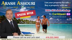 Latest Special Offer Offer expires on Jan 25,2015 www.YourDreamHomes.ca Direct: 416.222.3602 Office: 416-548-6580 T/F: 1.844.80.90.100