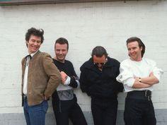 Warren, Billy, Chris and Midge - Ultravox