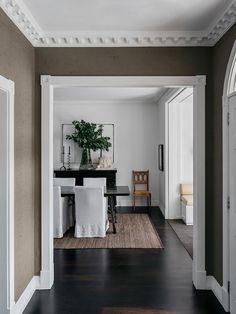 A deft blend of custom-made, contemporary and antique pieces creates a unique ambience in this classic Sydney home designed by Phoebe Nicol. Paris Apartments, Small Apartments, Fabric Covered Walls, Interior Architecture, Interior Design, Australian Homes, Selling Antiques, House Colors, Interior Inspiration