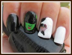 Southern Sister Polish: 13 Days of Halloween 2013 ... Day 7
