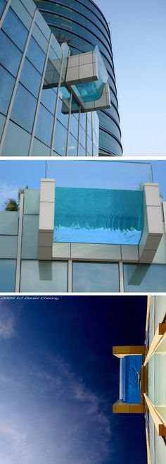 Dubai's pool- this is literally the most terrifying thing ive seen in my life