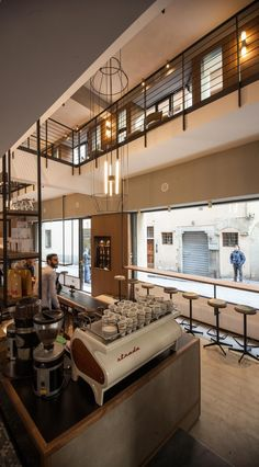 Ditta Artigianale Oltrarno - A New Side To Italian Coffee Culture - Girl in Florence