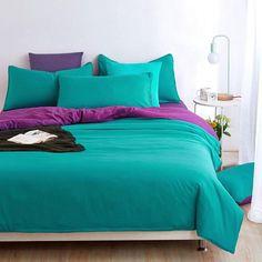 Double side use 2017 Autumn bedding set Brief style bed linens 5 size zebra-stripe bed sheet Microfiber brushed bed set bedding
