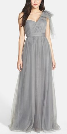 Jenny Yoo 'convertible' bridesmaid gown