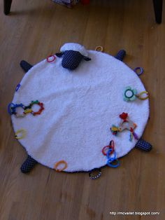 need to make a playmat for baby