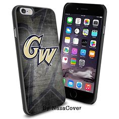 NCAA University sport George Washington Colonials , Cool iPhone 6 Smartphone Case Cover Collector iPhone TPU Rubber Case Black [By NasaCover] NasaCover http://www.amazon.com/dp/B0140MZY40/ref=cm_sw_r_pi_dp_EAZ3vb08EPJH8