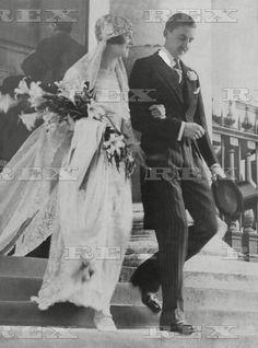 Marquess Of Hamilton Son Of Duke Of Abercorn Marries Lady Kathleen Crichton The…